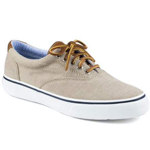 Sperry Top Sider Mens Striper CVO Chambray Shoe
