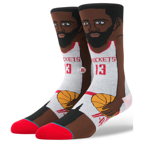 Stance J. Harden NBA Legends Socks