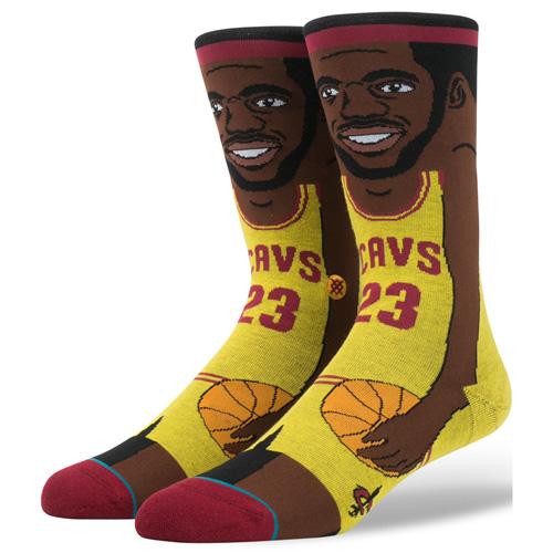 Stance Lebron James NBA Legends Socks