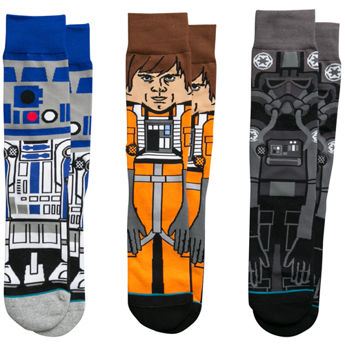 Stance Star Wars A New Hope Socks