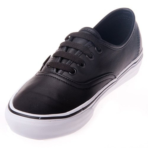 Vans Authentic Italian Leather Shoe