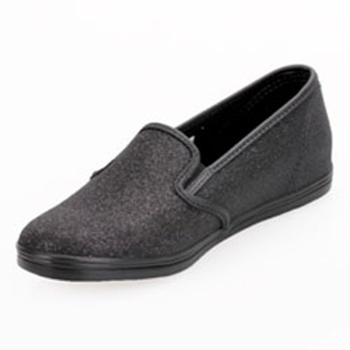 Vans  Lo Pro Glitter Slip On Shoe