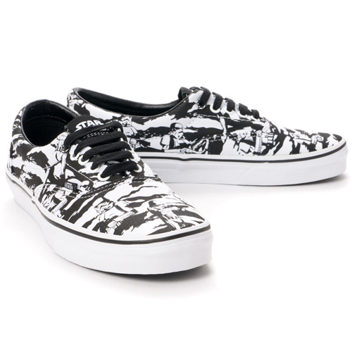Vans U Era Star Wars Dark Shoe