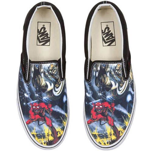 Vans Iron Madien 30Th Anniversary The Beast Slip On Shoe
