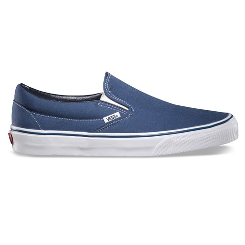 Vans Slip-On Navy Shoe