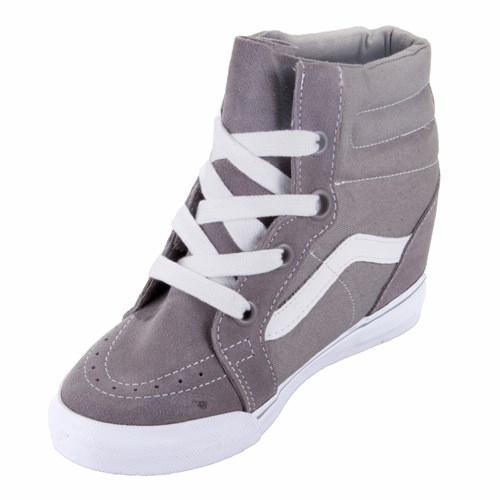 Vans Wedge Neutral Shoe