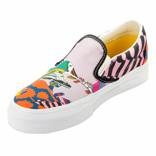 Vans Classic The Beatles Sea Of Monsters Slip-On Shoe