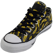 Converse Mens All Star Andy Warhol Low Top Shoe