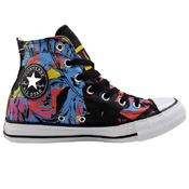 Converse Mens All Star Andy Warhol Hi Top Shoe