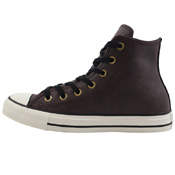 Converse Mens Chuck Taylor All Star Vintage Leather Shoe
