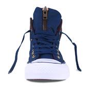 Converse Mens Chuck Taylor All Star Military Nylon MA-1 Zip Shoe