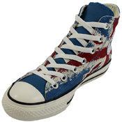 Converse Mens Chuck Taylor All Star UK Flag Print Shoe