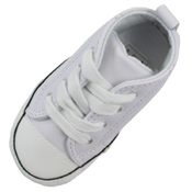 Converse Chuck Taylor First Star Leather Infant