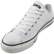 Converse Chuck Taylor All Star Leather Low Top Shoe - On Sale