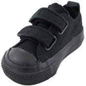 Converse Chuck Taylor Toddler 2 Straps Low Top Shoe - On Sale