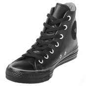 Converse Chuck Taylor Slim Leather Hi Top Shoe