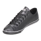 Converse Chuck Taylor Leather Slim Low Top Shoe