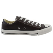 Converse Chuck Taylor Low Top Leather Canvas Shoe