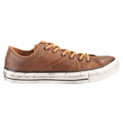 Converse Chuck Taylor Leather Motorcycle Jacket Low Top Shoe