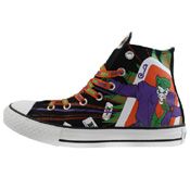 Converse Chuck Taylor Youth Batman Hi Top Shoe