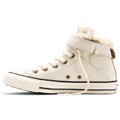 Converse Chuck Taylor All Star Brea Leather With Fur Shoe
