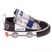Converse Chuck TaylorToddler Police Slip Shoe