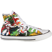 Converse Chuck Taylor DC Comics Canvas Print Superman Shoe