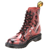Dr. Martens 8 Eyelet Cassidy Shine Boot