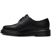 Dr. Martens 3 Eyelet Smooth Mono Boot