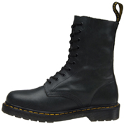 Dr. Martens 10 Eyelet 1490 Polished Mirage Boot