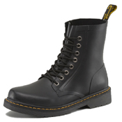 Dr. Martens Matt Vulcanised Rubber 8 Eye Boot