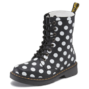 Dr. Martens Spots Vulcanised Rubber 8 Eye Boot