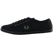 Fred Perry Hayes Canvas Shoe
