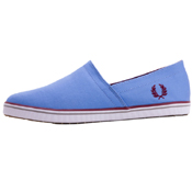 Fred Perry Kingston Stampdown Twill Shoe