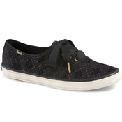 Keds Champion Flock Floral Shoe