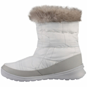 North Face Nuptse Fur Bootie