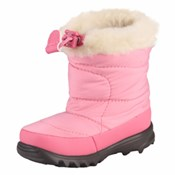 North Face Nuptse II Fur Toddler Bootie