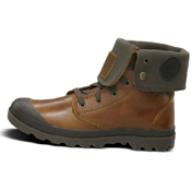 Palladium Womens Leather Baggy Boot