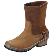 Sorel Tan Slimshortie Boot