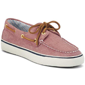 Sperry Top Sider Womens Bahama Canvas 2-Eye Shoe