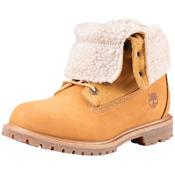 Timberland Teddy Fleece Fold Down Boot - Womens