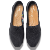 Toms Classic Womens Slip-On