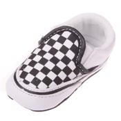 Vans Infant Classic Checkerboard Slip On
