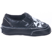Vans Infant Classic Slip-On Skull Shoe
