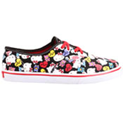 Vans Youth Authentic Hello Kitty Lo Pro Shoe