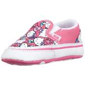 Vans Youth Classic Hello Kitty Slip On Shoe