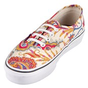Vans U Authentic Liberty Flower Shoe