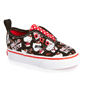 Vans T Authentic V Hello Kitty Shoe