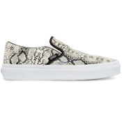 Vans Leather Snake Slip-On Shoe