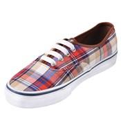 Vans Authentic Plaid Shoe